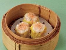 09 Shrimp & pork dumplings