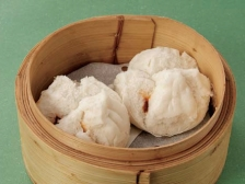 11 Pork meat buns